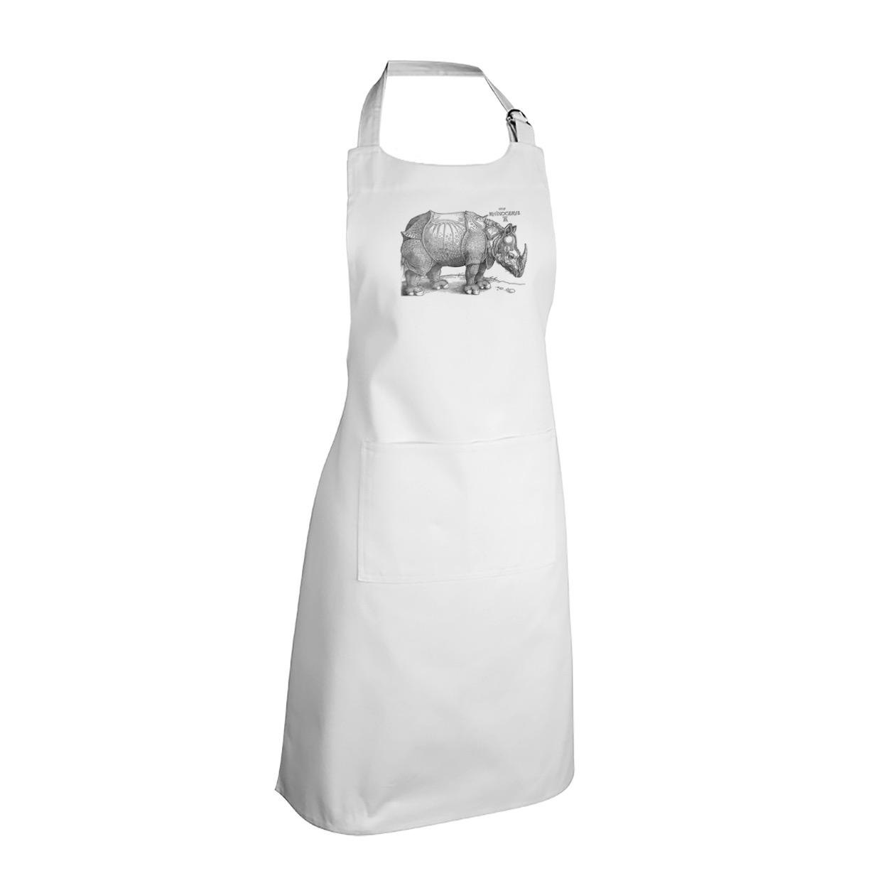 Avental Branco Rhino