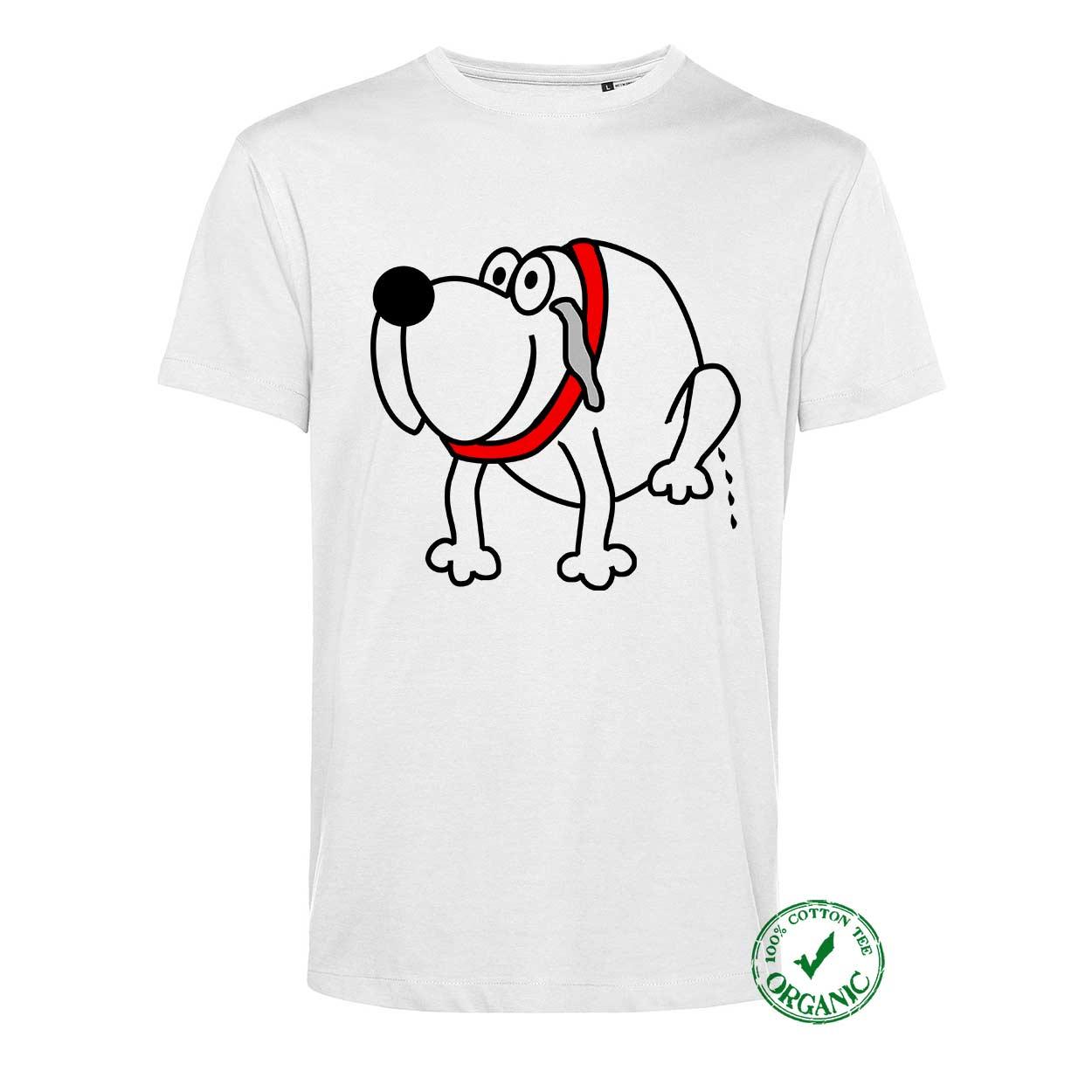 T-shirt Xixi de Cão