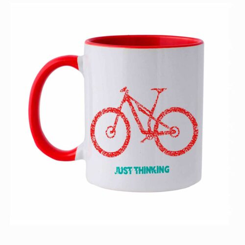Caneca Thinking Bike