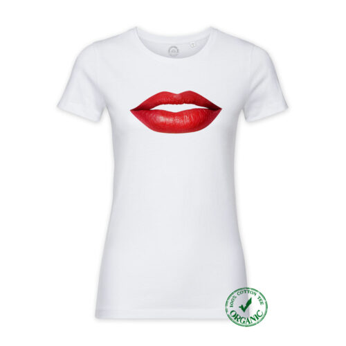 T-shirt Red Lips