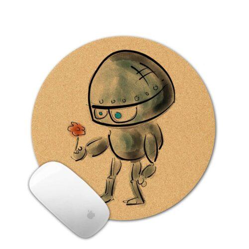 Tapete de Rato Robot